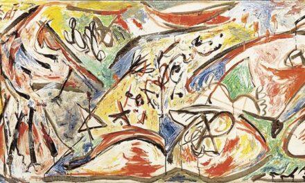 El toro de Agua – Jackson Pollock