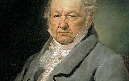 Notas biográficas de Goya